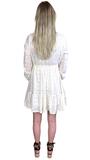 Boho jurk Kenza Beige