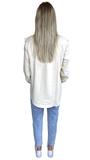 Roezel blouse Yenthe Beige