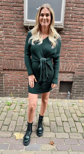 Strik jurk Yasmin Guccigroen